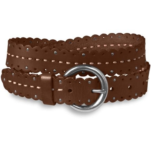 Scalloped Belt - Buy Scalloped Belt - Purchase Scalloped Belt (Eddie Bauer, Eddie Bauer Belts, Eddie Bauer Womens Belts, Apparel, Departments, Accessories, Women's Accessories, Belts, Womens Belts, Woven, Woven Belts, Womens Woven Belts)