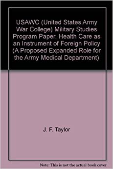 health care policy essay National information center on health services research and health care technology (nichsr)  depression sep 21, 2018 2018 health policy briefing book.