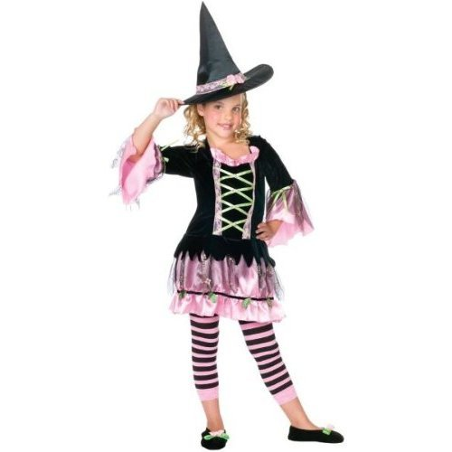 WMU Costume Blossom Witch Large