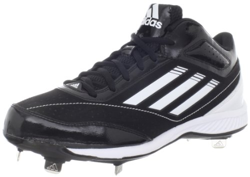 adidas Men's Titan Metal 2 Mid Baseball Cleat