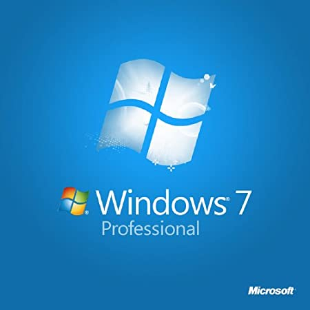Windows 7 Professional 64bit SP1 Version (Includes 1 License Key and Dell Media)