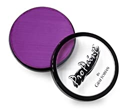 Graftobian Pro Paint - Wild Violet 1 Ounce Puck
