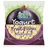 Fruit Bowl Yoghurt Fruit Flakes Blackcurrant 25G