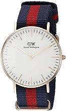 Comprar Daniel Wellington 0501DW - Reloj analógico, para mujer, multicolor