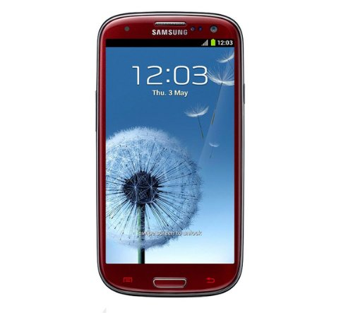 Link to Samsung Galaxy S lll I9300 Unlocked GSM Phone with 4.8″ HD Super AMOLED Screen, 8MP Camera, Android OS 4.0, A-GPS and Wi-Fi – Garnet Red Get Rabate