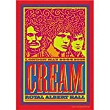 CREAM-LIVE AT THE ROYAL ALBERT HALL LONDON