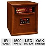 Lifesmart LS-4W1500X Wood Infrared Heater