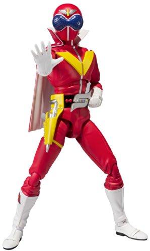 Bandai Tamashii Nations S.H. Figuarts Aka Ranger 'Himitsu Sentai Gorenger' Action Figure