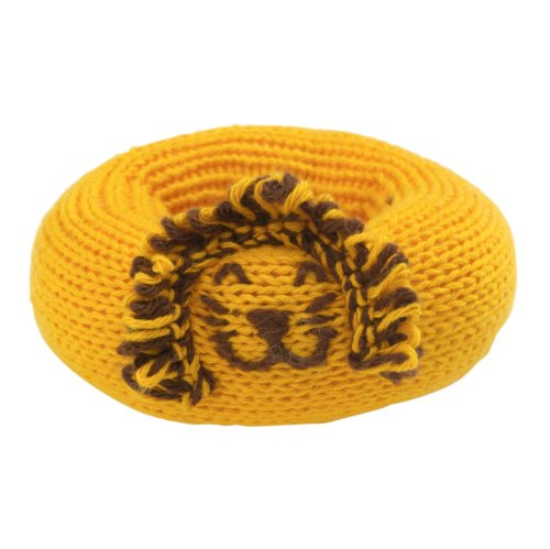 Joobles Organic Baby Rattle - Roar the Lion