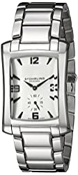 Stuhrling Original Men's 144B.321110 Classic Gatsby Society Swiss Quartz Watch