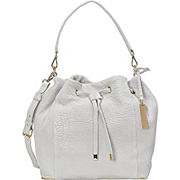Vince Camuto VC-Knox-DS Cross Body Bag, Pale Gray, One Size,Pale Gray,One Size