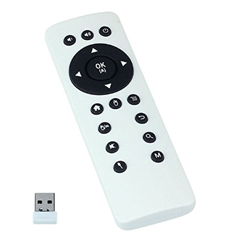 Sannysis(TM) 1PC Magic 2.4G Mini Fly Air Mouse Remote Controller Keyboard For Android TV Box