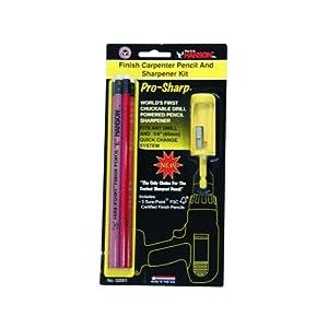 CH Hanson 02001 Pro-SharpTM Finishing Pencil Carpenter