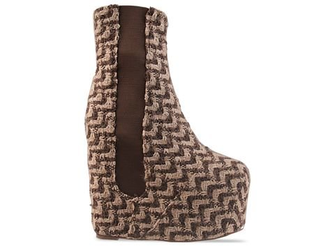 Jeffrey Campbell Bolen Fab in Beige Coffee Size 7.5