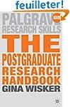 The Postgraduate Research Handbook: S...