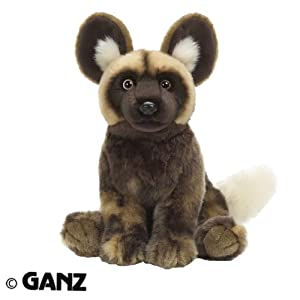 Amazon.com: Webkinz Signature African Wild Dog by Ganz