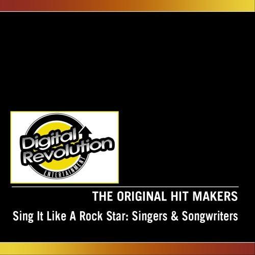 Sing It Like A Rock Star: Singers & Songwriters