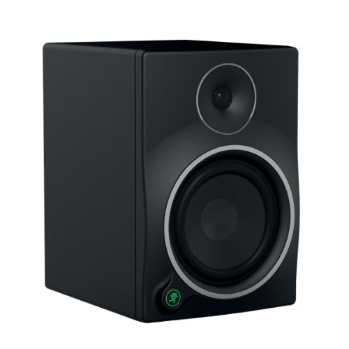 New Mackie | High-Performance 85W Active Studio Monitor, Mr8Mk3 With 8-Inch Polypropylene Woofer And 1-Inch Silk-Dome Tweeter (8-Inch Monitor)