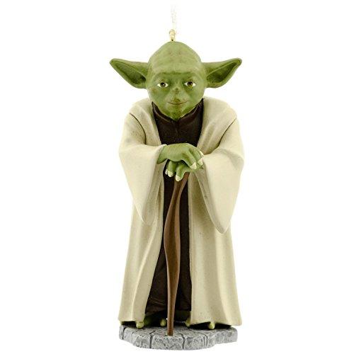 Star Wars Yoda Christmas Ornament by Hallmark