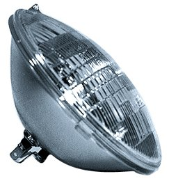 WAGNER MOTORCYCLE HEADLIGHT BULB FITS 7 INCH