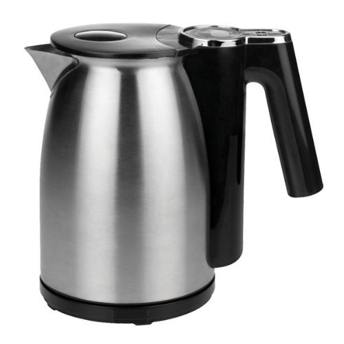 Kalorik Cordless Electric Kettle, Stainless Steel