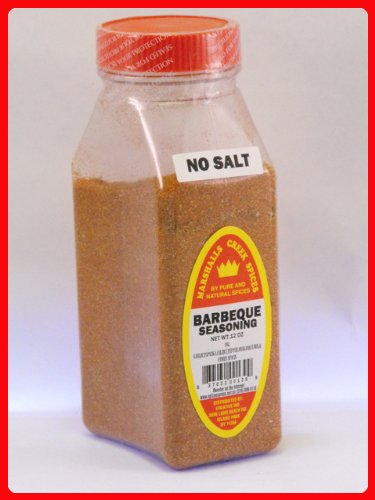 BBQ SEASONING NO SALT FRESHLY PACKED IN LARGE JARS, spices, herbs, seasonings