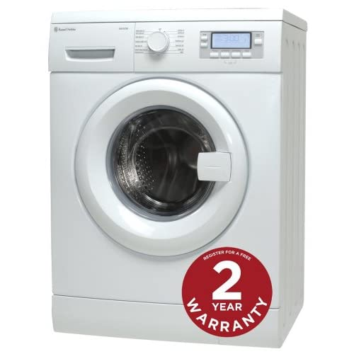 Russell Hobbs RH1247W 6Kg White Washing Machine