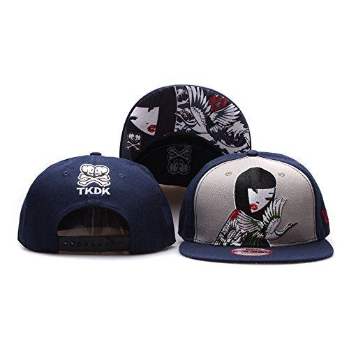 Laiyinhea-YP Outdoor Casual Sports Unisex Adjustable Cotton Tokidoki Courtside Baseball Caps Hat Snapback Cap