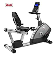Buy BH Fitness TFR Ergo Dual I Concept Recumbent Cycle Price-image