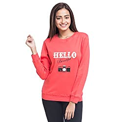 Hello Beautiful Cotton Sweatshirt