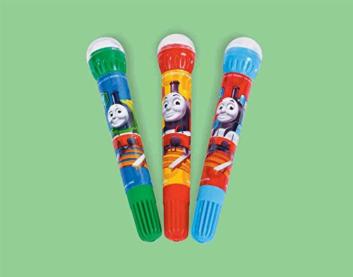 Thomas The Tank Roller Stamper Markers - Each