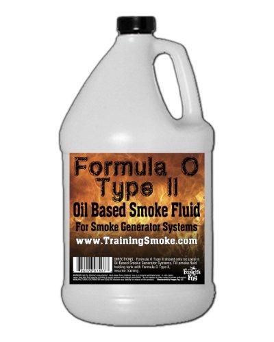 Formula O Type Ii Smoke Fluid - Oil Based Gallon front-567483