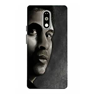 Moto G4 Play Cricket Printed Grey Hard Back Cover By Snazzy