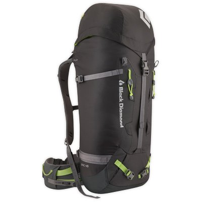 Black Diamond Epic 45 Backpack, Coal, Small