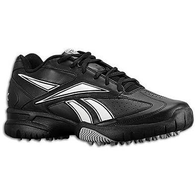 Reebok Nfl Referee II Low Quag black/white in size 19
