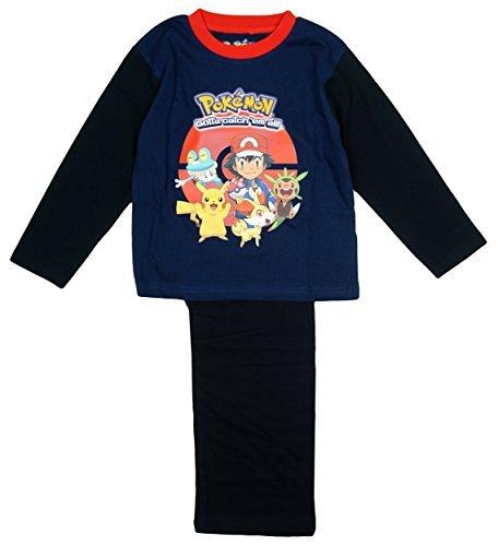 Nio-NEGRO-Pokemon-Captura-A-Todos-Ellos-Pikachu-Ash-Froakie-Pijama-tallas-desde-4-a-10-aos