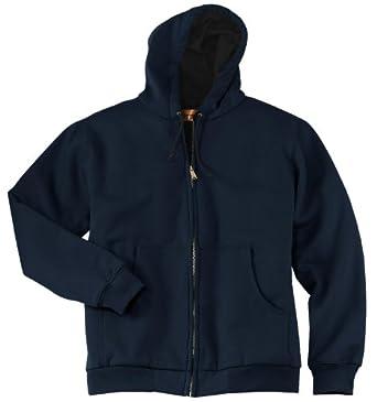 Buy CornerStone Red Kap - Duck Cloth Hooded Work Jacket J763H by Cornerstone