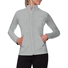 Danskin Womens Zip Hoody Jacket 2