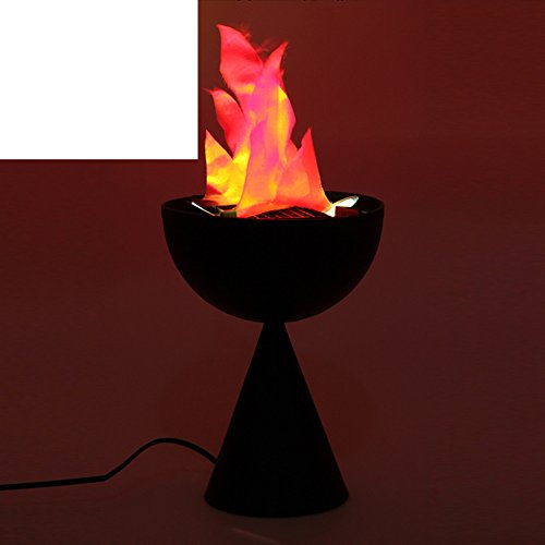Halloween fire light/[Decorations Props]/Simulation of hanging flame lamp and decorations props/ hanging (Annual Halloween Costume Party)