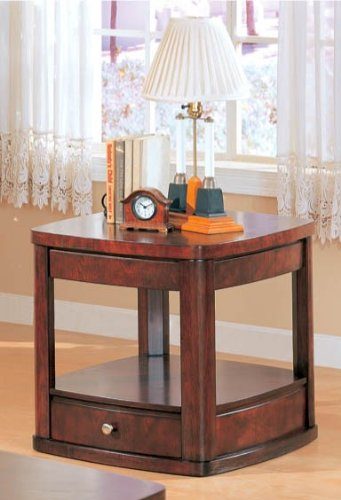Cheap Lift Occasional Pie Shaped End Table – Coaster 700247 (B000X24BDC)