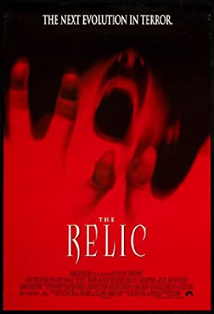 relic the 1997 original movie poster horror mystery