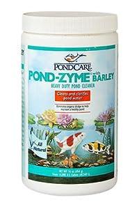 PondCare 146B Pond-Zyme+ Enzymatic Pond Cleaner Barley, 1-Pound