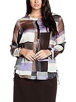 Elena Mirò Camisa Mujer (Multicolor)