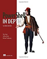 PowerShell in Depth, 2nd Edition Front Cover