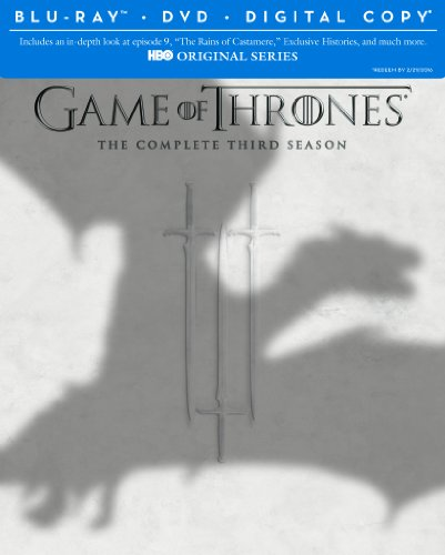 Game of Thrones: The Complete Third Season (Blu-ray/DVD