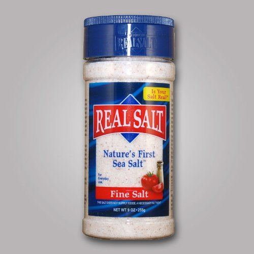 Real Salt Shaker Realsalt 9 Oz Salt