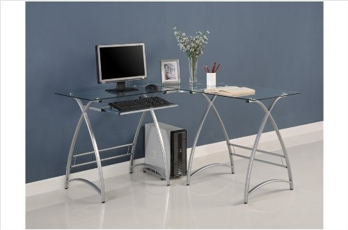 Furniture Gt Office Furniture Gt L Desk Gt Metal L Desk