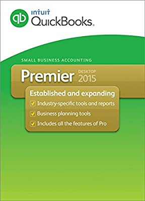 QuickBooks Premier 2015 5-User