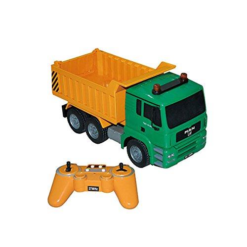 Double E Radio Control Man Mining Dump Truck