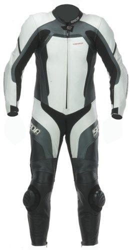 Spada Cuir Costume 1 pi?ce Predator Blanc / Noir